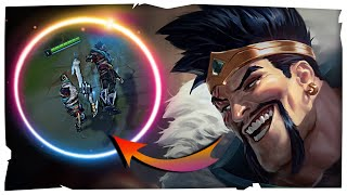 IMPOSSÍVEL NÃO RIR COM ESSA GAMEPLAY - DRAVEN INVERTIDO DIRETO DA DEEP WEB - League of Legends