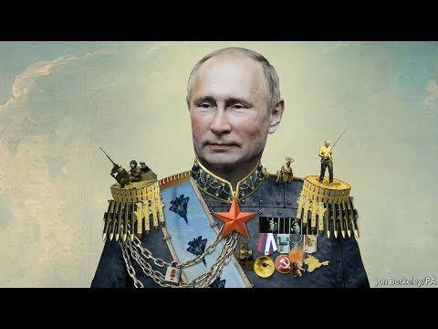 Vladimir Putin 4-cü dəfə Rusiyanın prezidenti oldu