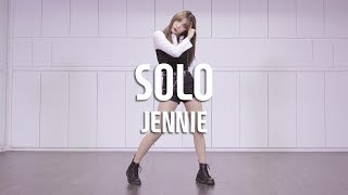 JENNIE(제니) - SOLO(솔로) Dance Cover / Cover by Sol-E Kim (Mirror Mode)