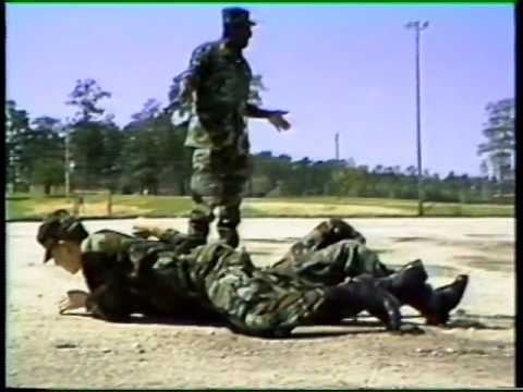 Ft  Benning, Basic Training, Spring 1991