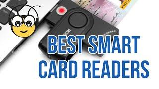 TOP 5: Best Smart Card Readers - Tech Bee 🐝