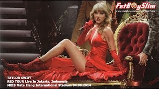Download lagu TAYLOR SWIFT - THE LUCKY ONE live in Jakarta, Indonesia 2014