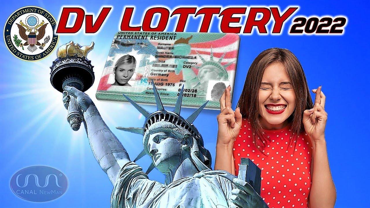 DV Lottery 2022 : Comment vous inscrire et comment augmenter vos Chances !