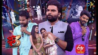 Sudheer  Rashmi  Deepika   Aadi   Funny Joke  Dhee 13  Kings vs Queens   16th June 2021   ETV Telugu