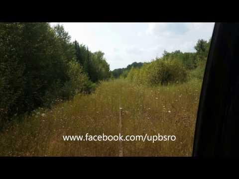 UPBSRO Bigfoot interview with The Warren Pierce Show