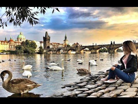 Влог: Сказочный город Прага, Пиво, Еда, обзор супермаркета