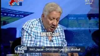 مرتضى منصور في وصلة نارية أذيع مكالمة مسجلة لرئيس سي ار تي وقصة نصبه ب60 مليون جنيه