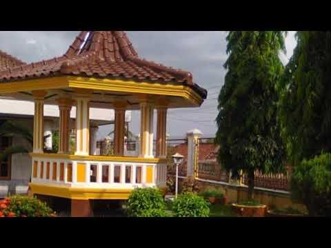 dekorasi taman dan dekorasi hidup - youtube