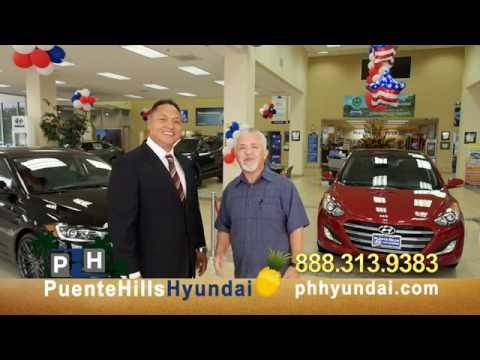 Puente Hills Hyundai August Specials! - YouTube