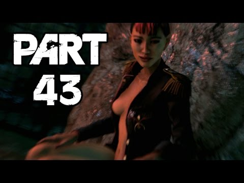 Far cry 4 sex scene