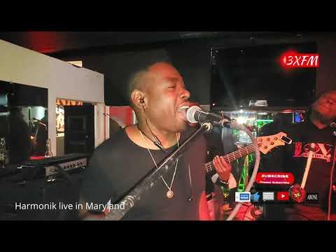 ZANMI NICKENSON PRUD'HOMME LIVE AVEC HARMONIK LIVE à Maryland 1/23/2018 (Radio 3xfm)