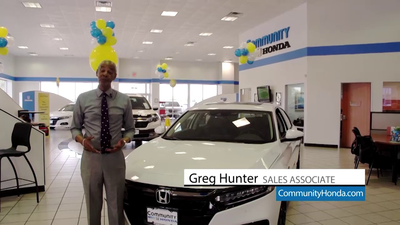 find your new honda with greg baytown honda dealer youtube