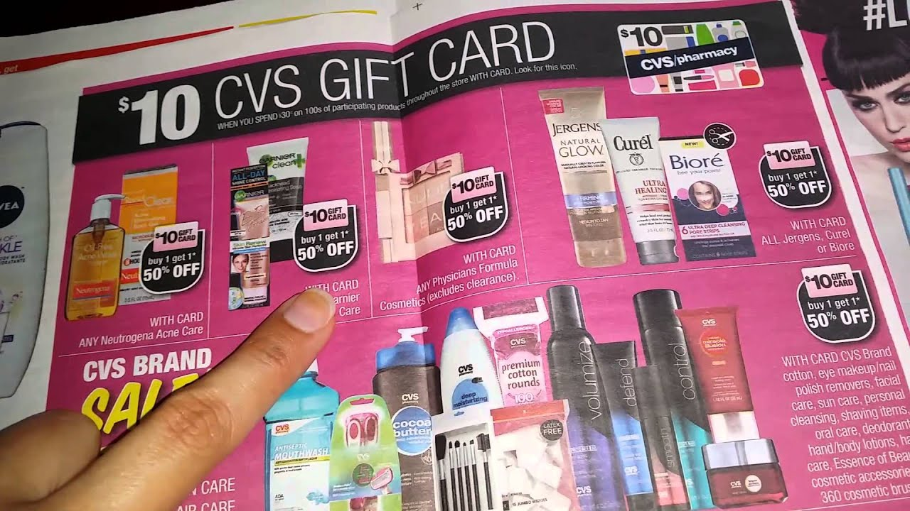 Cvs weekly ad preview 8 10 8 16 14 youtube