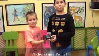 Lego Robotics as a part of science program