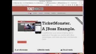 Part 1: A Ticketmonster on Ope…