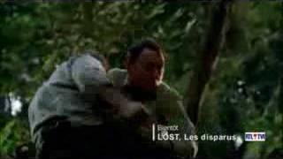 Promo 2 LOST, Les disparus [RTL TVI]
