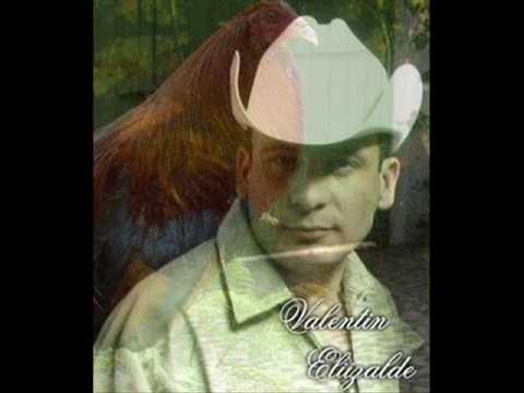 VALENTIN ELIZALDE - SUFRIENDO A SOLAS.wmv