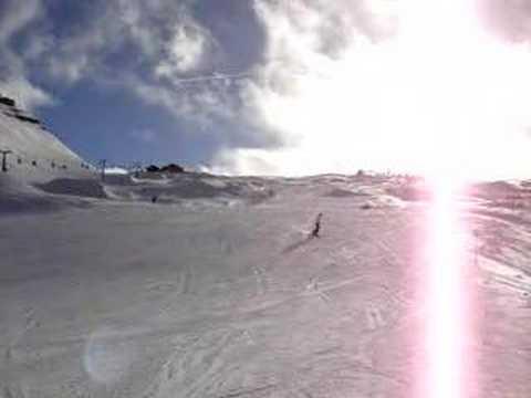 Sergione snowboardista