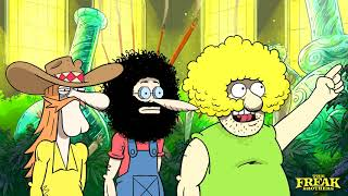 The Freak Brothers Official Mini Episode #2: Ryan & The Reefer Factory (WORLD PREMIERE)