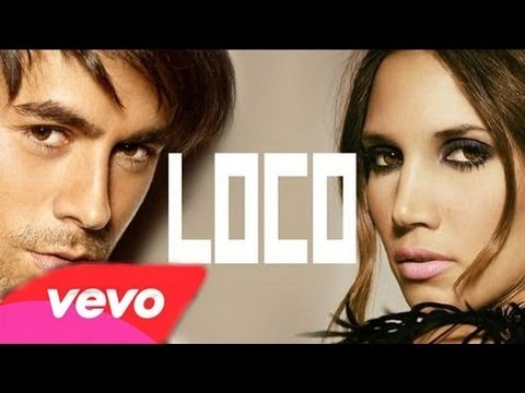 Enrique Iglesias Loco Ft India Martínez (official)