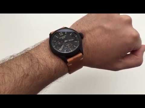Christopher Ward C8 Power Reserve Chronometer Watch Review