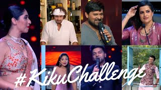 #KikuChallenge by all singer's | Sonu Nigam, Guru Randhawa, Neha Basain, Abhijit Sawant, Wajid Khan