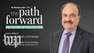 CVS Health CEO Larry Merlo on the coronavirus pandemic (Full Stream 10/23)