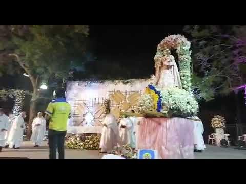 Músicos luqueños brindan emotiva serenata a la Virgen del Rosario