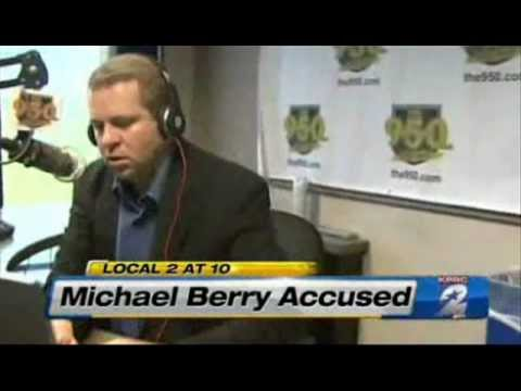 Syndicated Radio Host Michael Berry Has Meltdown Rant Live on the radio