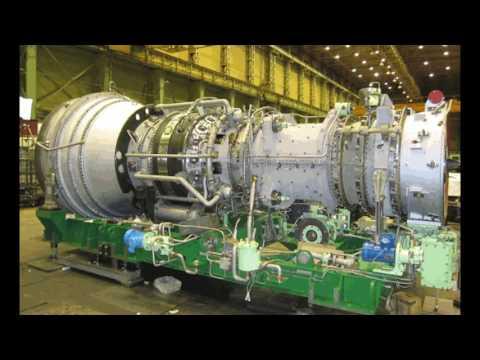 Refineries, gas turbines, compressor, centrifuges,nuclear pumps