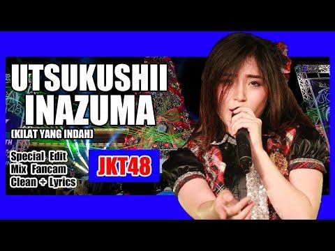 [Clean + Lirik] JKT48 - Utsukushii Inazuma @ Countdown Festival 2016
