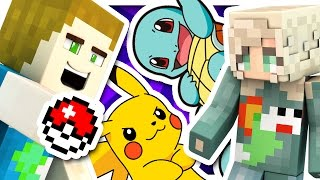 HER FIRST TIME PLAYING PIXELMON!!