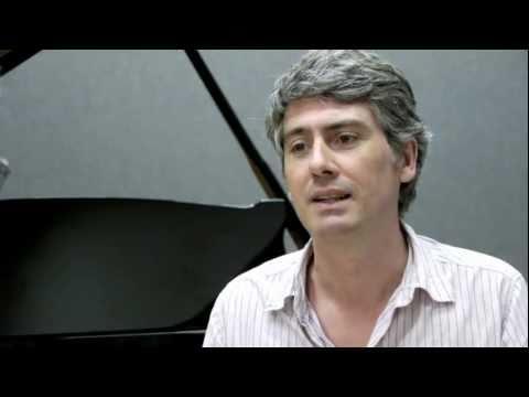 Dario Marianelli Composer Masterclass Sample from Imaginox