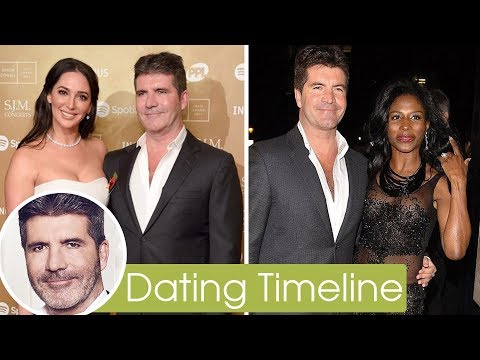 Simon Cowell Dating Timeline - Episode 01