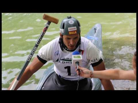 Matej Benuš (SVK) - 2017 ECA Canoe Slalom European Championships