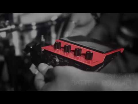 Roland SPD::ONE WAV PAD Trailer