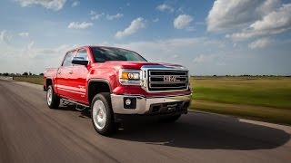 2015 HPE650 Supercharged GMC Sierra Pick-up Truck Test Drive