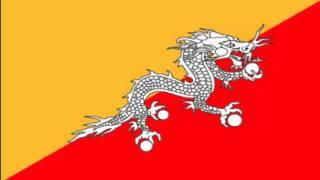 Bhutan Flag and Anthem