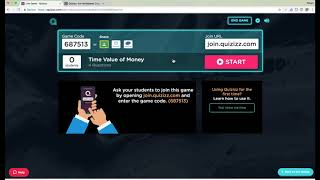 Quizizz - free multiplayer classroom review tool