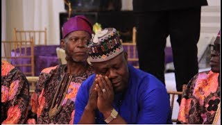 Yinka Quadri Cant Hold Back the Tears after seeing Pa Kasumus Condition
