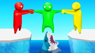 The FUNNIEST PLAYS In GANG BEASTS!