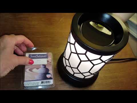 ScentSationals Warmer & Scented Wax Cubes | Affordable | Effective