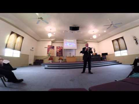 """Discovery Christian Church of Bend, Oregon - Sermon on """"Giving Thanks"""""""