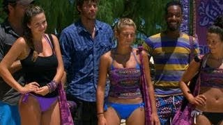 Survivor: Cagayan - Immunity/Reward Challenge:  Phish Farm