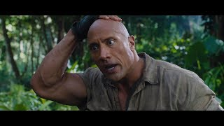 When does Jumanji Welcome to the Jungle come out UK release date, cast and trailer for film