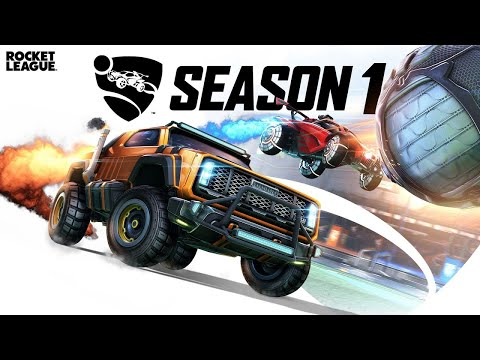 Rocket League Season 1 Trailer 2020