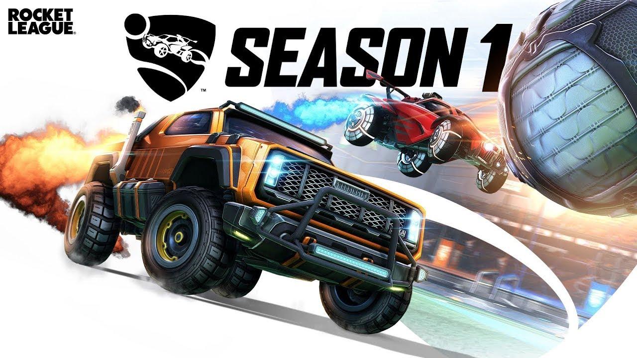 Rocket League Season 1 Trailer 2020