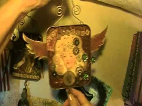 Steampunk Assemblage, Art and RAK