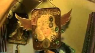 Steampunk Assemblage, Art and RAK