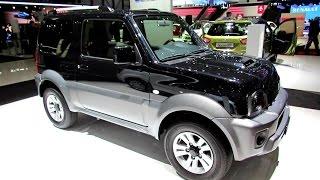 2014 Suzuki Jimny 1.3 Compact Top 4x4 - Exterior, Interior Walkaround - 2014 Geneva Auto Show